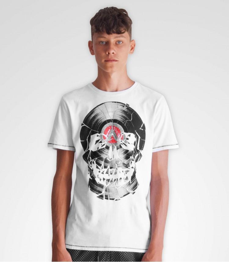 Hereas t-shirt bianca...